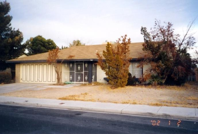 Older outdated home