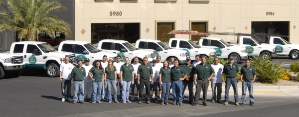 our talented team of Las Vegas general contractors